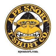 Ape snort: Camisetas Vintage