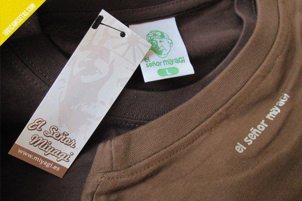 Camisetas personalizadas sr miyagi