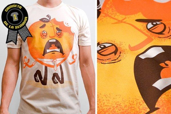 Camiseta de la semana Peachy keen