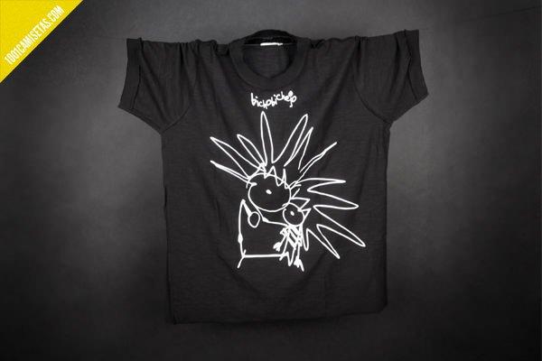 Camiseta Bichobichejo