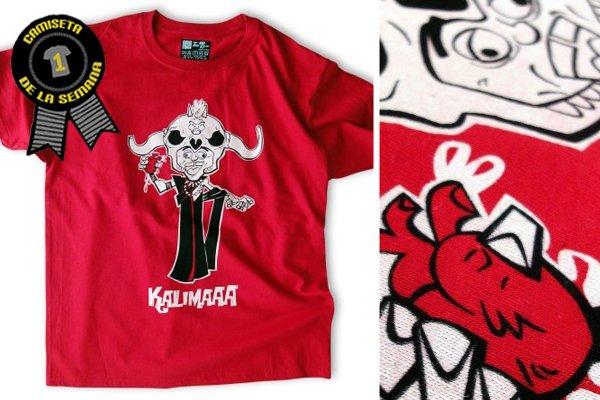 Camiseta de la semana Kalimaaa