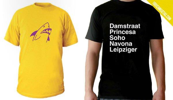 Camisetas Pau Hormigo