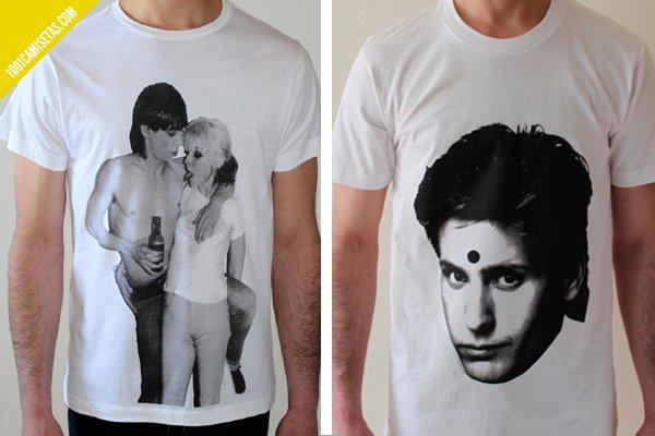 Camisetas Skim milk