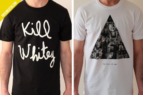Camisetas Skim Milk