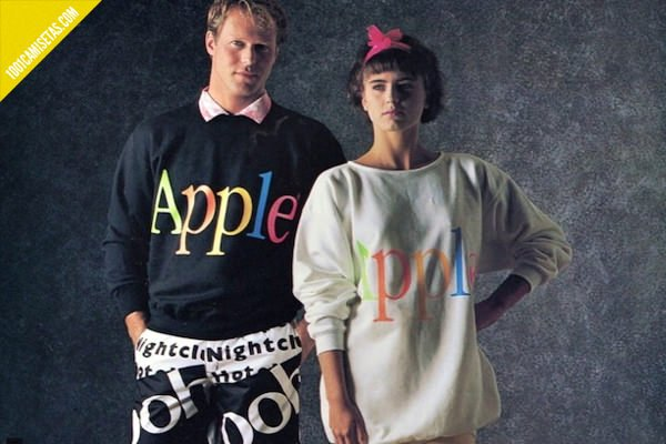 Jerseys Apple vintage