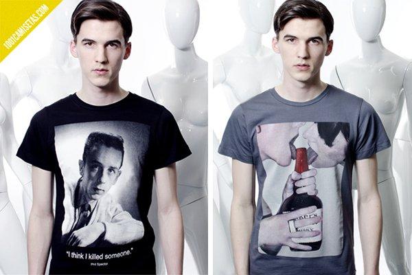 Skim milk tshirts