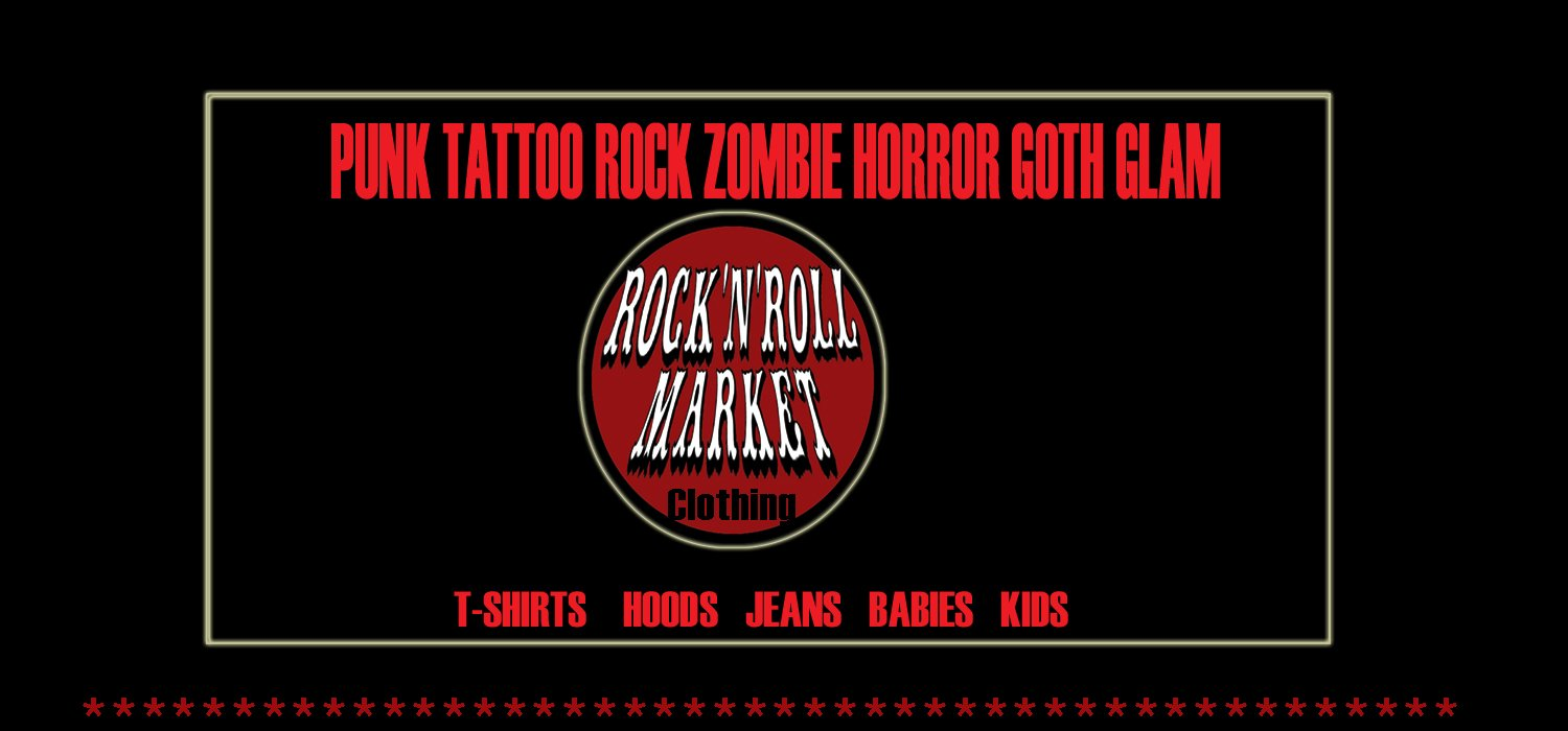 ROCKNROLL MARKET CLOTHING