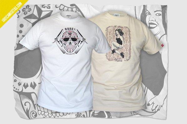Camisetas oqueexclusive
