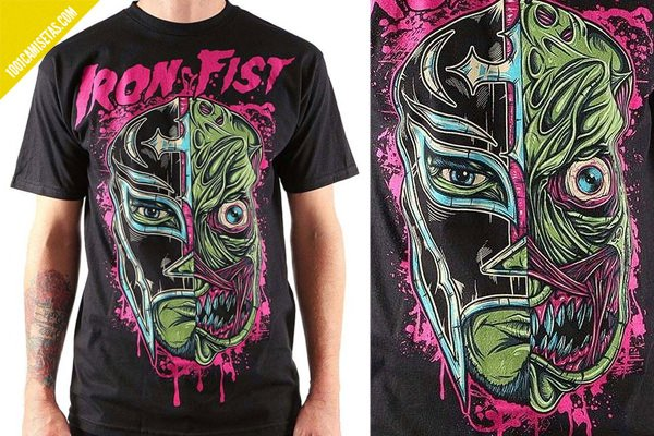 Camiseta Iron fist