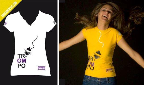 Camisetas Kolokio Trompo