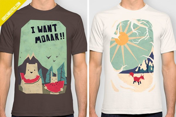 Camisetas Yetiland
