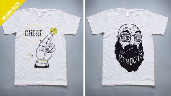 Camisetas murdok