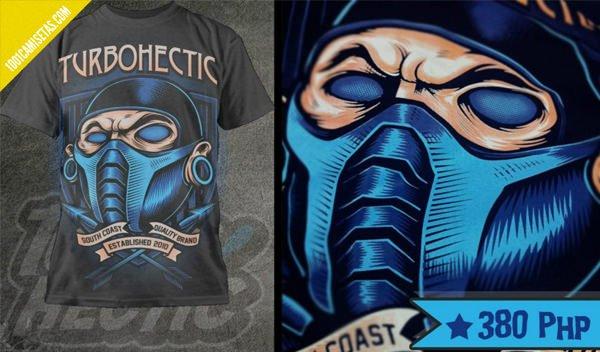 camisetas turbohectic