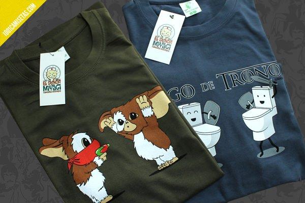 Camisetas sr miyagi