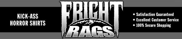 Fright rags tshirts