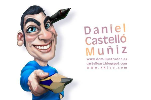 Ilustrador Daniel Castelló