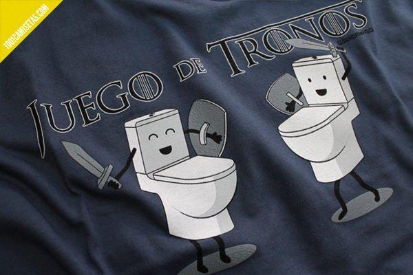 Juego de tronos camiseta