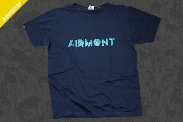 Airmont clothing tshirts