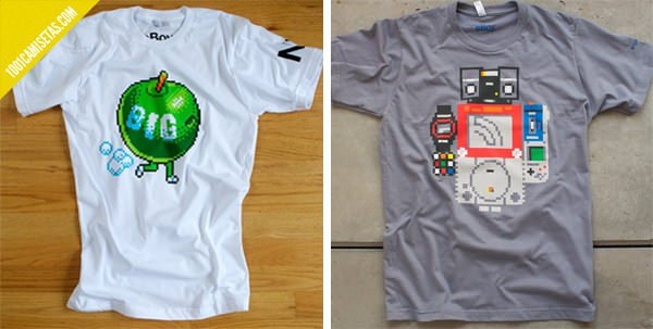 Camisetas eBoy