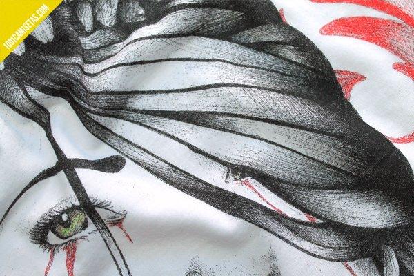 Camisetas estampadas unslaved