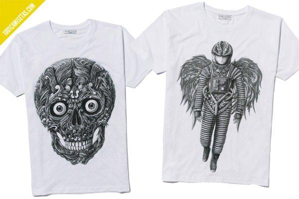 Camisetas Heretics