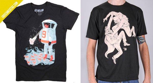 Camisetas Palmercash