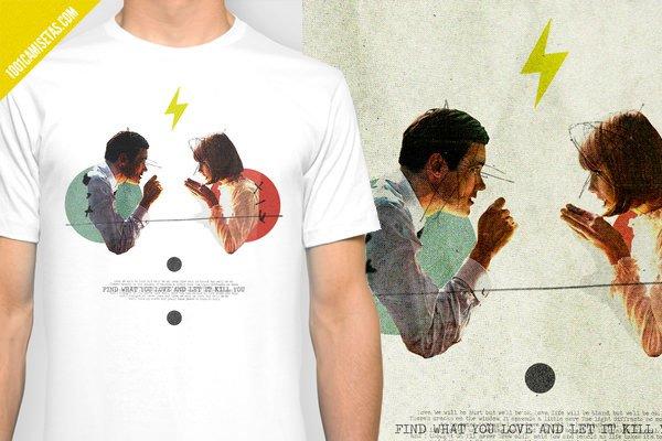 Camisetas collage