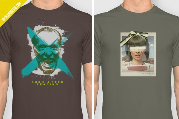 Camisetas Ju Ulvoas