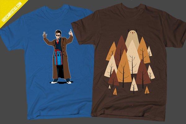 Camisetas Teepublic SNL