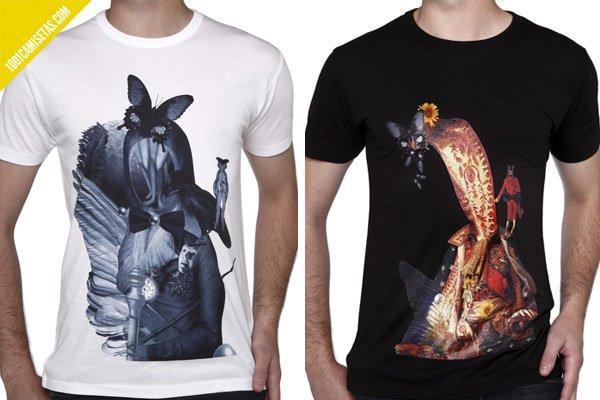 Courduroy tshirts