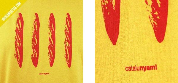 Camisetas 4 barres