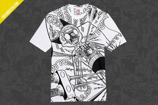 Camiseta Astroboy Lacoste