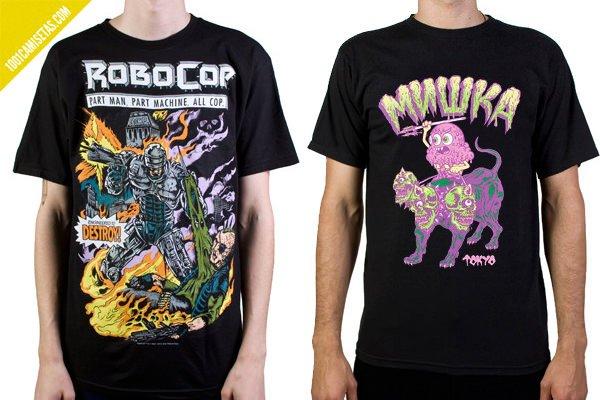 Camisetas Mishkanyc