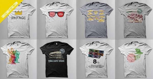 Italian vintage t-shirts