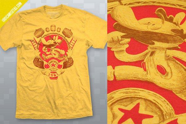 Camiseta Mario Fangamer