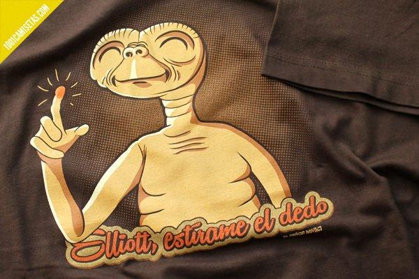 Camisetas ET señor miyagi