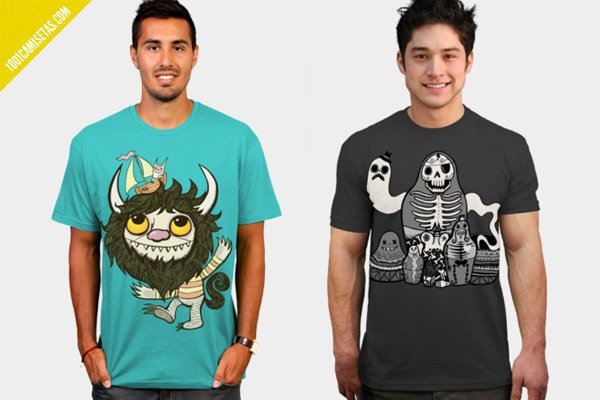 Camisetas Wotto Art