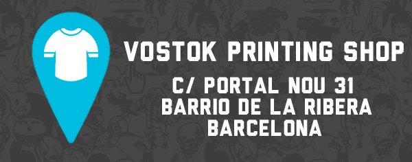 Tienda material estampacion barcelona