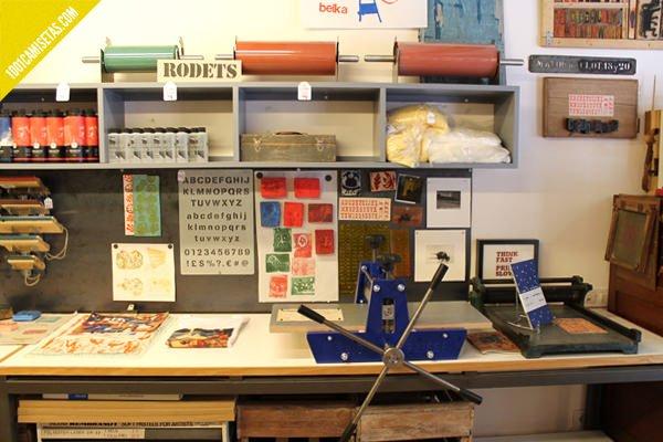 Vostok Printing shop