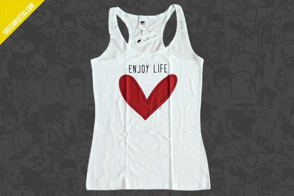 Camiseta corazon sofis shop