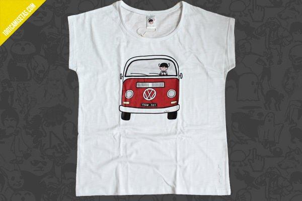 Camiseta Sofi van