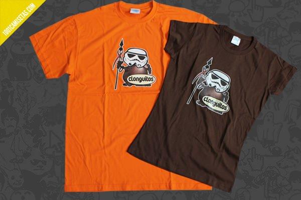 Camisetas Clonguitos