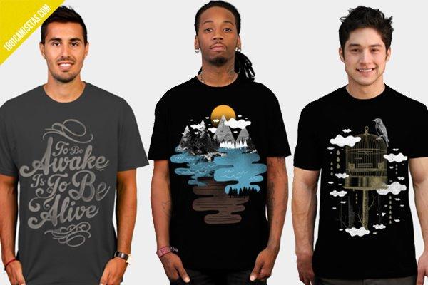 Camisetas gráficas Kevin Conor