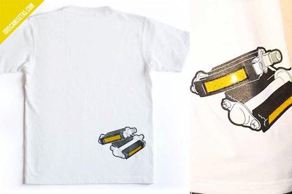 Camiseta para ciclistas