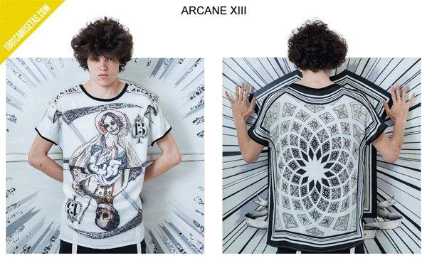 Camisetas Arcane