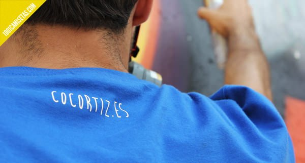 Camisetas vinilo