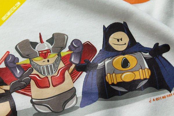 Camisetas Batman