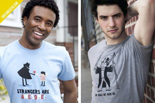 Camisetas bustedtees