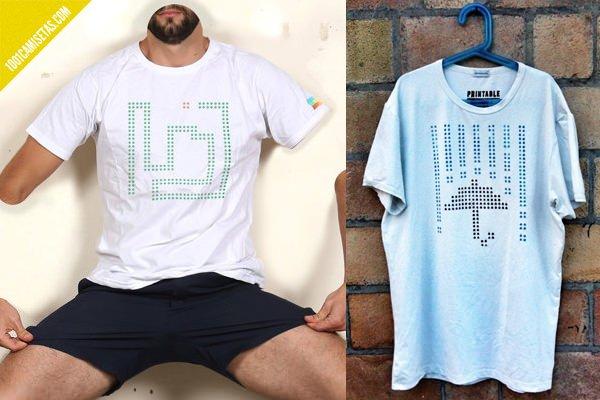 Camisetas estampacion casera