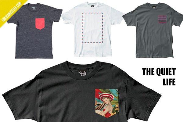 Camisetas Quiet Life
